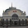 Железнодорожные вокзалы в Семикаракорске