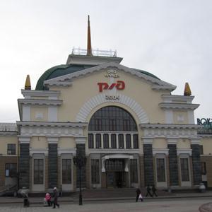 Железнодорожные вокзалы Семикаракорска